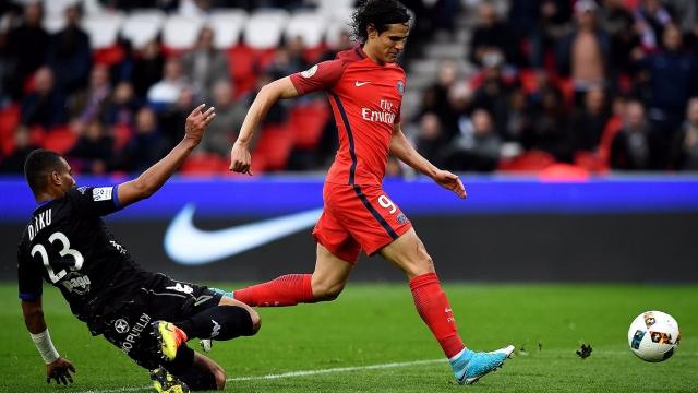 35 pha lập công của Cavani - Vua phá lưới Ligue 1 2016/17