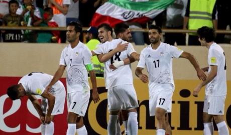 Iran tiếp bước Brazil giành vé dự World Cup 2018