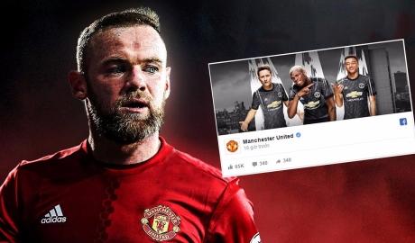 Thêm dấu hiệu cho thấy Rooney sắp rời M.U