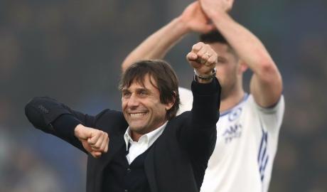 """Sau Mourinho, đến Conte rủng rỉnh tiền """"đi chợ"""""""