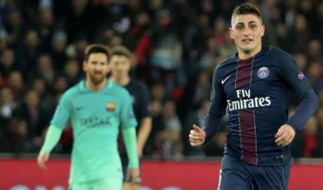 Verratti đạt thỏa thuận gia nhập Barcelona