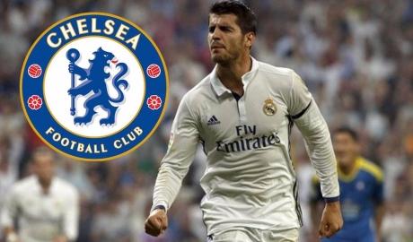 Chelsea tính nẫng tay trên M.U vụ Morata