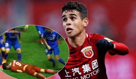 "Cựu sao Chelsea suýt bị ""tẩn"" tại Trung Quốc"