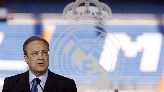 Florentino Perez: Ông trùm của bóng đá thế giới