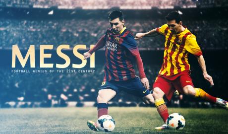Có một Messi thích Milanesa và dễ tổn thương