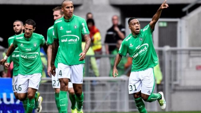 5 pha phối hợp ghi bàn đẹp mắt nhất Ligue 1 2016/17