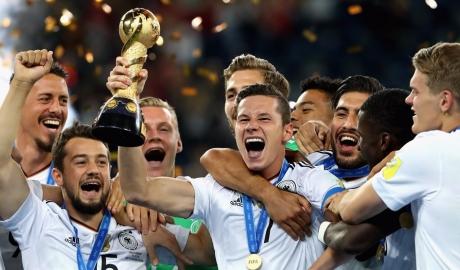 """Confed Cup 2017: Đức chứng minh """"định lý Conte"""""""