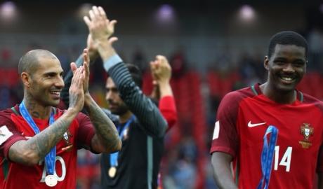 Ngược dòng thành công, Bồ Đào Nha giành HCĐ Confed Cup 2017