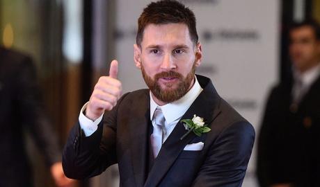 Barca đạt thỏa thuận gia hạn với Messi