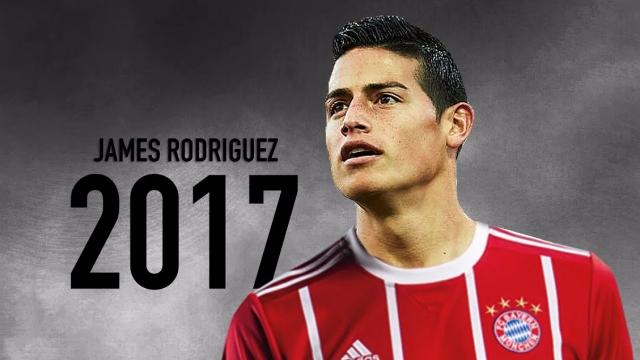 Thưởng thức tài nghệ của tân binh Bayern, James Rodriguez