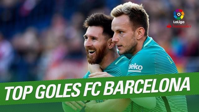 Top 10 bàn thắng của Barca tại La Liga 2016/17: Messi và phần còn lại