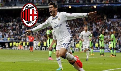 Milan xác nhận đang đàm phán với Real vụ Morata