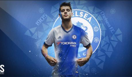 Tới Chelsea, Morata sẽ lập kỷ lục vô tiền khoáng hậu