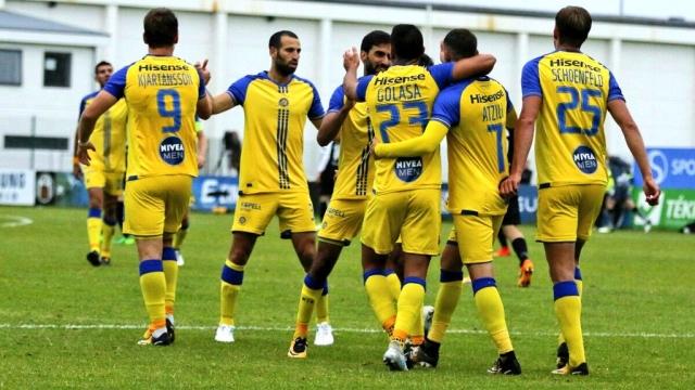 Reykjavik 0-2 Maccabi Tel Aviv (Vòng loại Europa League 2017/18)