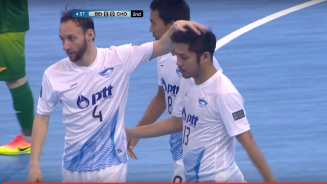 Chonburi FC 9-0 Bank of Beirut (AFC Futsal Club Championship 2017)