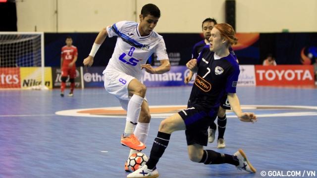 Thái Sơn Nam 9-2 Vic Vipers (Giải Vô Địch Futsal Các CLB Châu Á 2017)