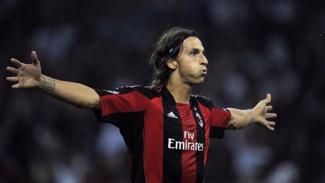 Ibra, Kaka và những bàn đẹp nhất của Milan tại Cúp châu Âu
