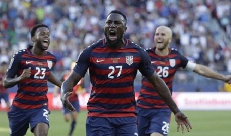 Đánh bại Jamaica, Mỹ lần thứ 6 đăng quang Gold Cup
