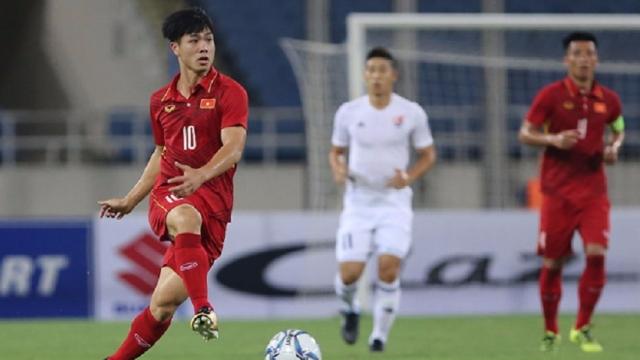 U22 Việt Nam 1-0 Các ngôi sao K.League (Giao hữu 2017)