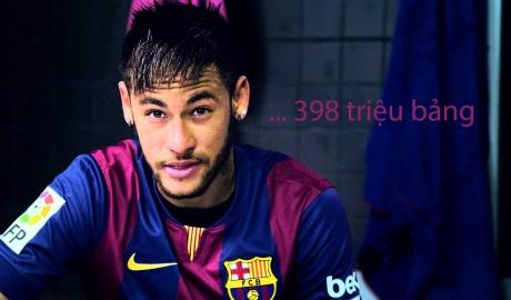PSG chi số tiền KHỦNG KHIẾP cho thương vụ Neymar