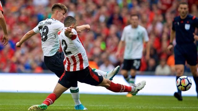 Liverpool 3-1 Bilbao (Giao hữu CLN 2017)