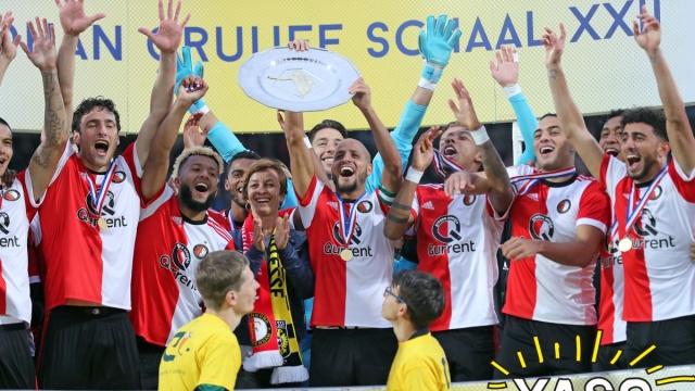 Feyenoord 1-1 Vitesse (pen 4-2) (Siêu cúp Hà Lan 2017)