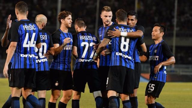 Inter 3-1 Villarreal (Giao hữu CLB 2017)