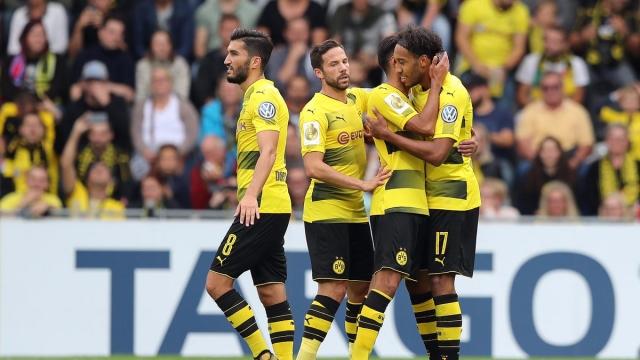 Rielasingen Arlen 0-4 Dortmund (Vòng 1 Cúp Quốc gia Đức 2017/18)