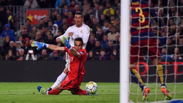 Siêu cúp Tây Ban Nha 2017: Ronaldo và 16 bàn thắng vào lưới Barcelona