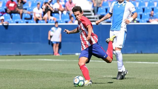 Leganes 0-1 Atletico (Giao hữu CLB 2017)