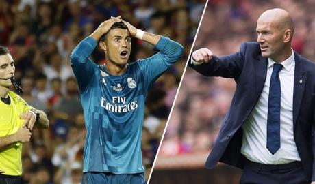 Zidane chưa bao giờ, Ronaldo lần đầu thử cảm giác