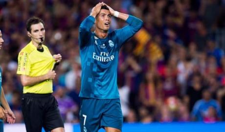Ronaldo lãnh án treo giò cực nặng