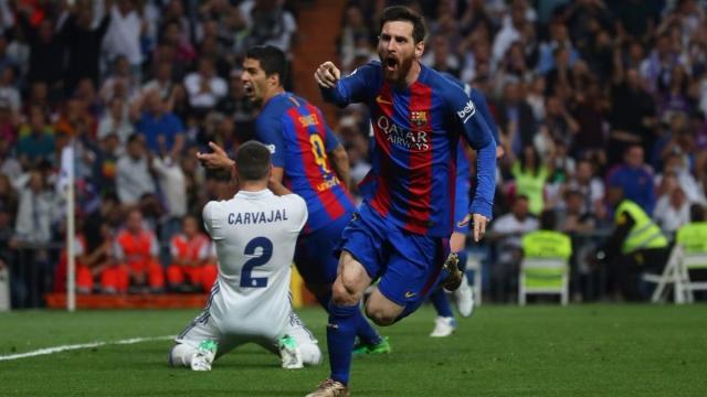 Barcelona và những chiến thắng siêu ấn tượng tại thánh địa Bernabeu