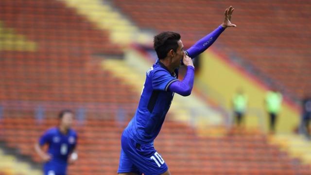 U22 Thái Lan 1-0 U22 Đông Timor (Bảng B bóng đá nam SEA Games 29)