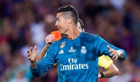 Real Madrid tiếp tục kháng cáo cho Ronaldo