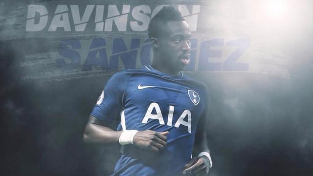Davinson Sanchez - Tân binh đắt giá nhất lịch sử Tottenham