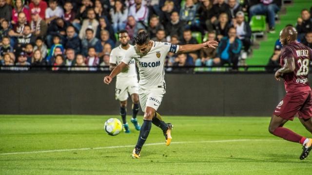 Metz 0-1 Monaco (Vòng 3 Ligue 1 2017/18)
