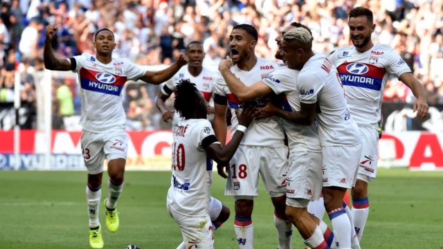 Lyon 3-3 Bordeaux (Vòng 3 Ligue 1 2017/18)