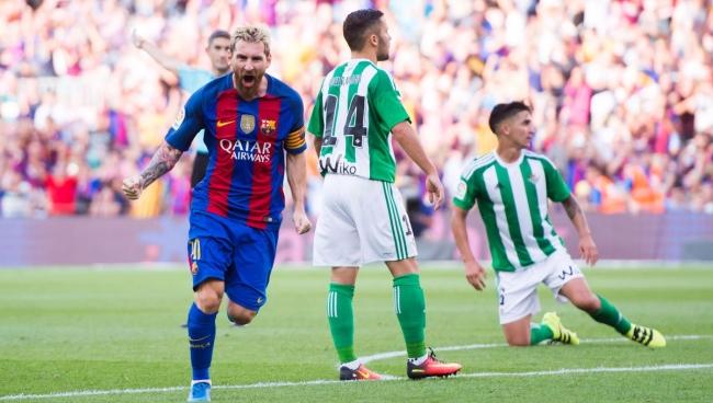 Nhận định bóng đá Barcelona vs Real Betis, 01h15 ngày 21/8 (Vòng 1 La Liga 2017/18)