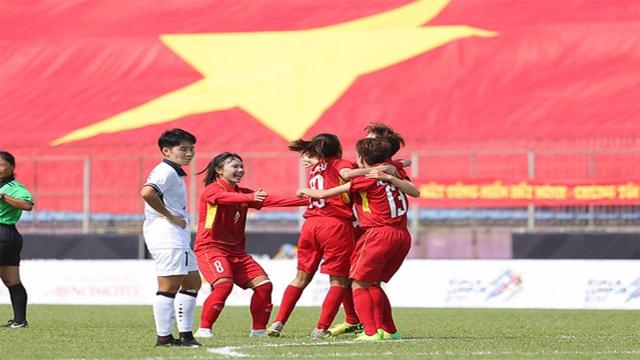 Nữ Việt Nam 1-1Nữ Thái Lan (Bóng đá nữ SEA Games 29)
