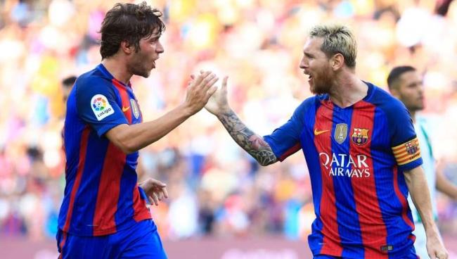 Nhận định bóng đá Alaves vs Barcelona, 23h16 ngày 26/8 (Vòng 2 La Liga 2017/18)