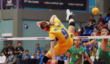 SEA Games 29 sáng ngày 27/8: Futsal nữ giành HCB