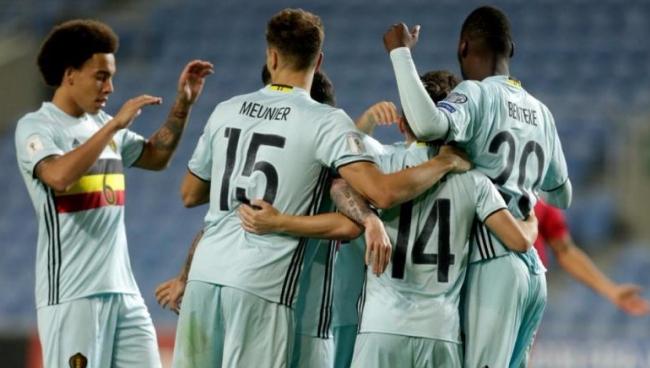 Nhận định bóng đá Bỉ vs Gibraltar, 01h45 ngày 01/09 (Vòng loại World Cup 2018)