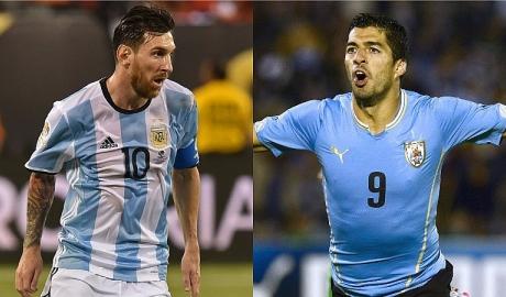 Luis Suarez bất ngờ trở lại, mặc chung áo với... Messi