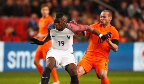 Những cuộc đối đầu kinh điển giữa Pháp vs Hà Lan