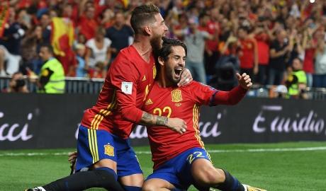 Tây Ban Nha đại thắng Italia và 4 điều đọng lại