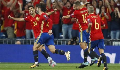 Isco rực sáng, Tây Ban Nha lại giáng niềm đau cho Ý