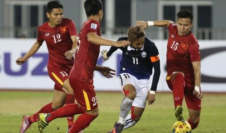 Bất ngờ với giá vé trận Campuchia gặp Việt Nam