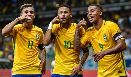 Hành trình đến VCK World Cup 2018 của 5 đội tuyển đầu tiên
