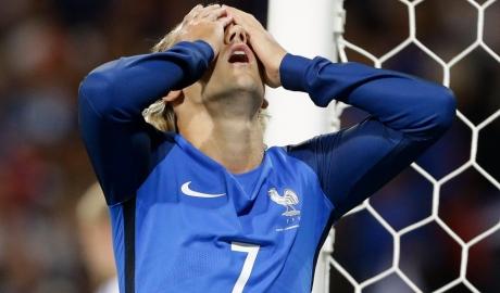 VL World Cup 2018 châu Âu đêm 3/9: Pháp hòa sốc, Bỉ có vé tới Nga